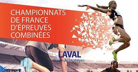 Championnats de France d'Épreuves Combinées : des médailles et des minimas !